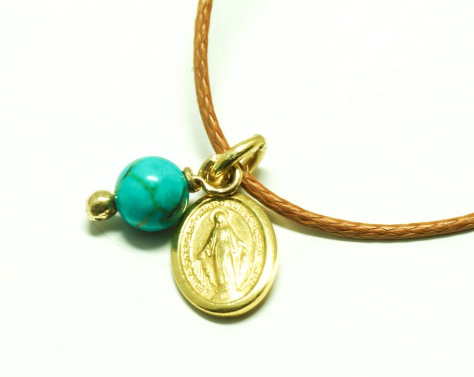 Collar Virgencita